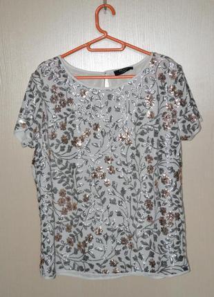 Нарядная блуза moda at george