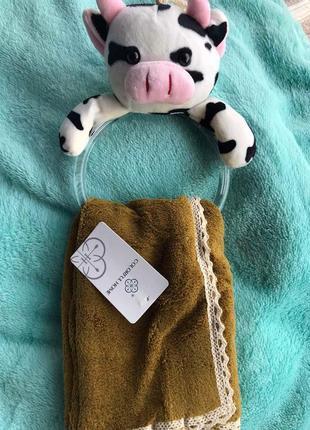 Кухонні полотенця корівка