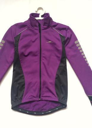 Crane, вело куртка, для велосипеда, для спорта, батник, блуза, жакет,флиска
