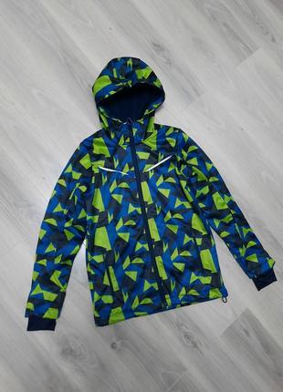 Куртка  crivit с системой techtex softshell  110/116, 122/128 и 146/152 см