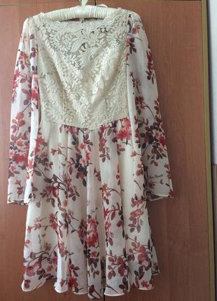 Воздушное платье love republic