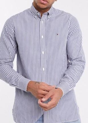 Рубашка тommy hilfiger, оригинал