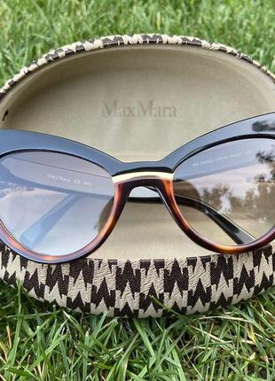 Очки maxmara