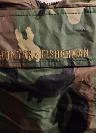 Комуфляжный костюм для охоты и рыбалки