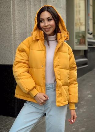 Куртка женская холлофайбер