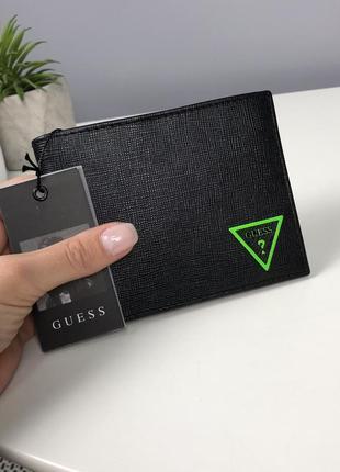 Новий шкіряний гаманець від guess
