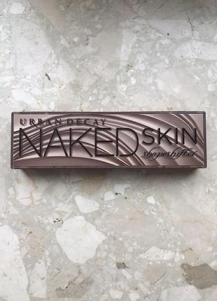 Палетка для контуринга urban decay naked shapeshifter