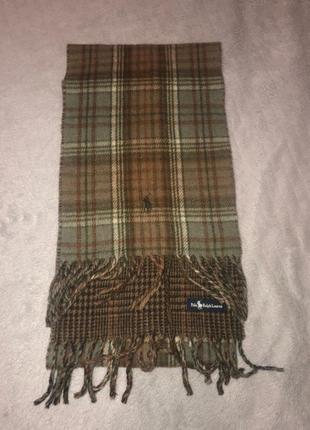 Polo ralph lauren шарф