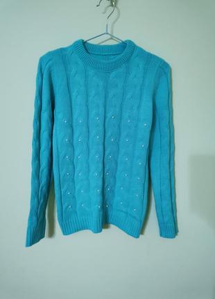 Нова кофта шерсть свитер