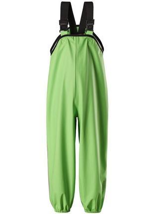 Reima дождевые брюки - полукомбинезон 7-9 лет штаны комбинезон  комбінезон штани