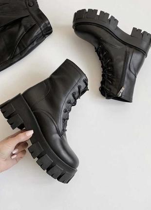 Натуральная кожа! супер цена - ботинки 1000 грн!!!