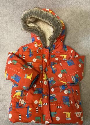 Mothercare куртка