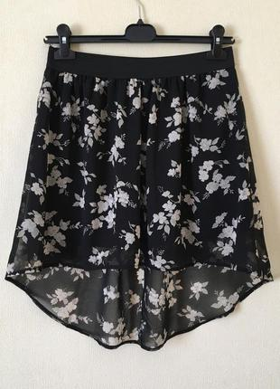 Доступно - юбка со шлейфом *shana (revolution shops)* р. l