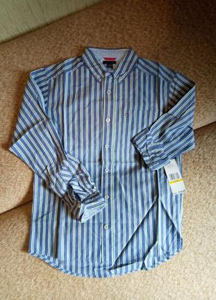 Брендова рубашка для підлітка
