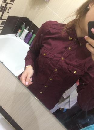 Стильная рубашка colin's