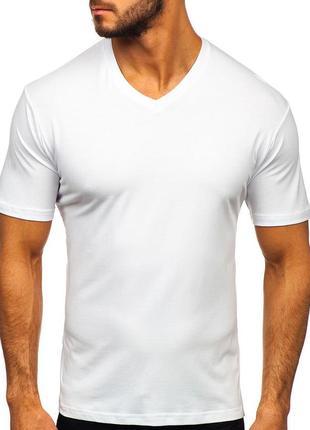 Базовая хлопковая футболка / нательное бельё роял класс