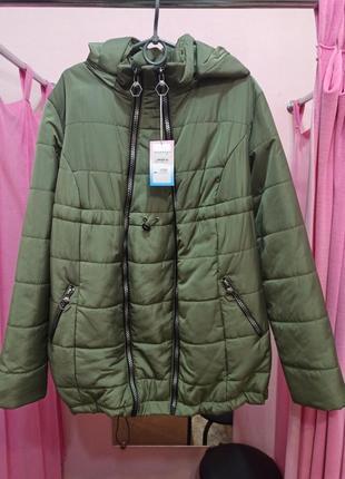 Курточка евро-зима  2 в 1 для беременных