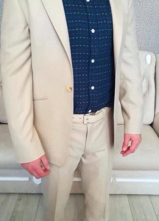 Классический костюм voronin + туфли в комплекте