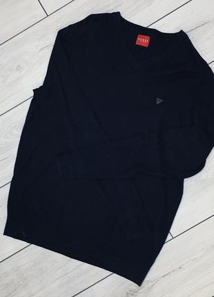 Лонгслив свитер guess