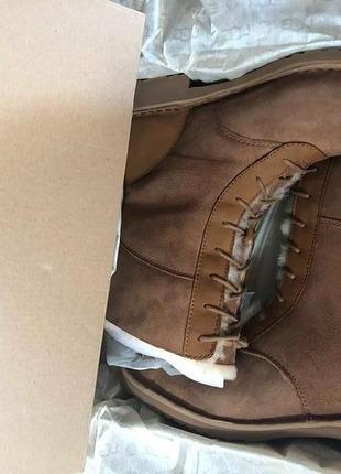 Зимние сапоги  ботинки ugg оригинал5 фото