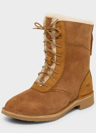 Зимние сапоги  ботинки ugg оригинал2 фото