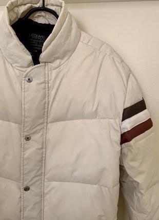 Чоловіча зимова куртка пуховик colins xxl