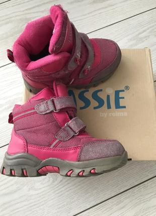 Зимние ботинки lassiе