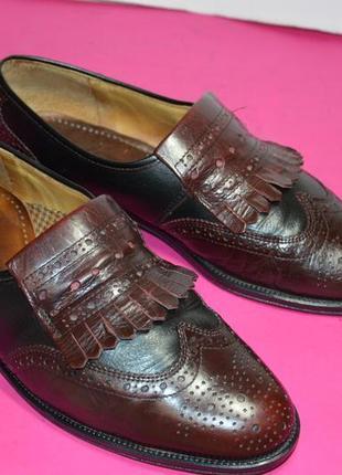 Мужские  кожаные  туфли  lord  excellent