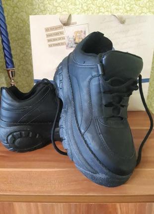 Кроссовки ботинки демисезонные