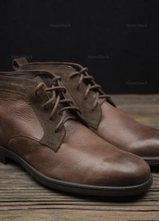Ботинки geox u jaylon d u94y7d оригинал р-42