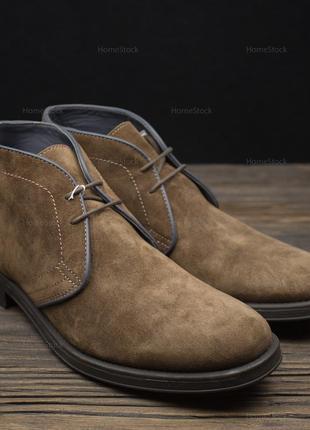 Мужские ботинки geox u blaxe u6482b оригинал р-44