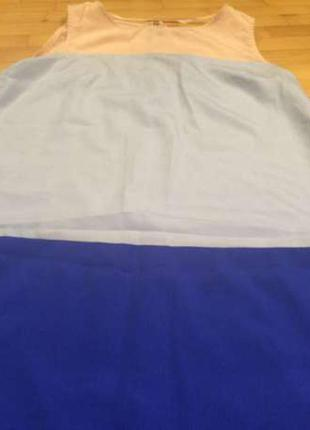 Плаття ltb 3-колірне