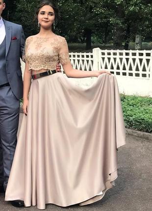 Вечернее/выпускное платье от oksana mukha