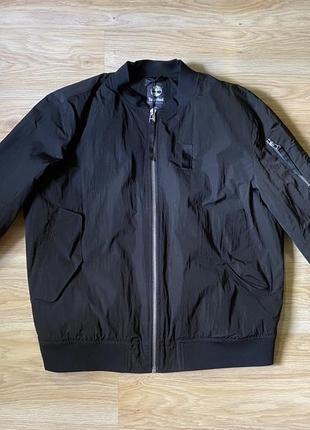 Куртка бомбер timberland oригинал р м реально l-xl