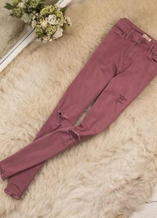 Качественные джинсы от f&f рр 10 наш 28-29