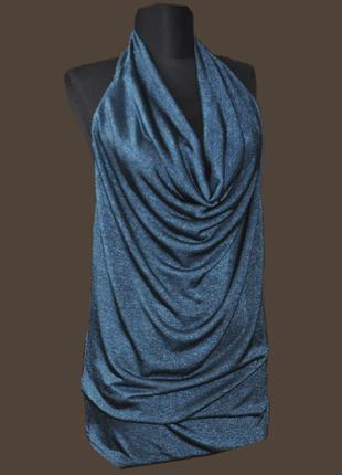 Блуза orsay с открытой спиной