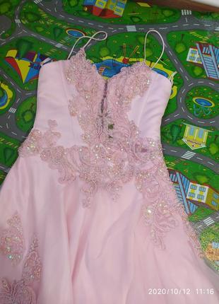 Вечернее платье/на выпускной/ на свадьбу...