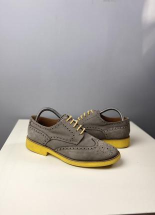Крутые туфли doucal's brogue