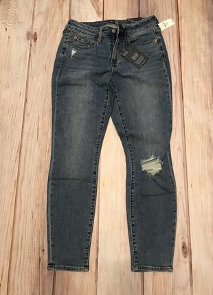 Новые женские джинсы gap 28/s
