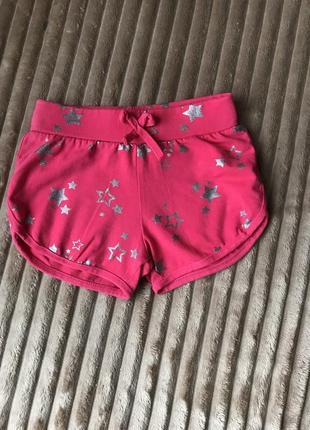 Классные летние шортики на девочку 2-3 года