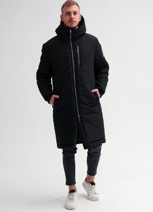 Мужская зимняя парка, куртка