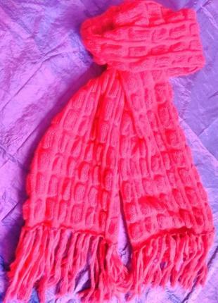 Красивый,мягкий шарф.