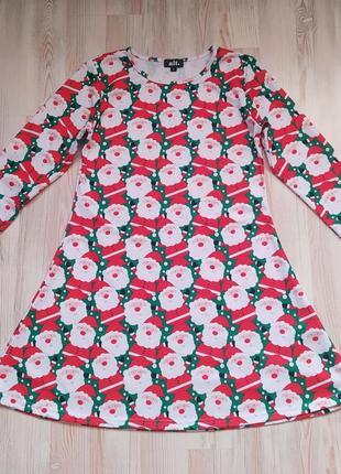 Новогоднее рождественское карнавальное  платье  от alt в размере l