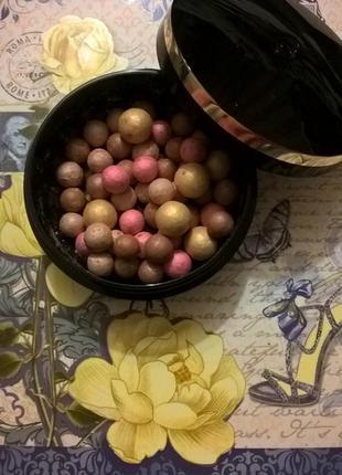 Румяна в шариках giordani gold
