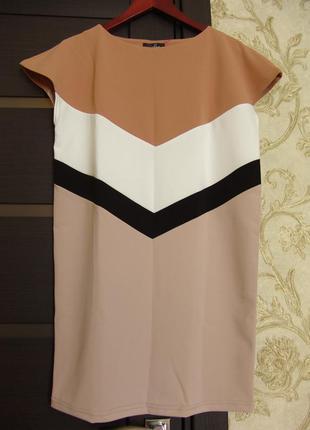 Платье в городском стиле