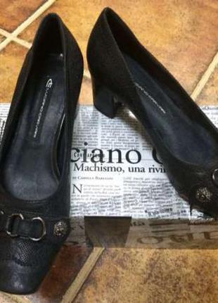 Туфлі luciano carvari