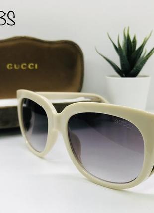 Женские солнцезащитные очки gucci  gg0468s