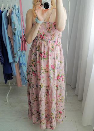 Квітчасте максі плаття accessorize, m