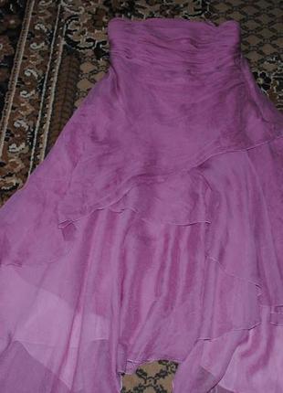 Дорогой бренд платье