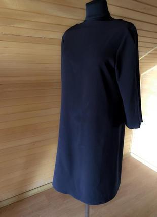 Чорне оверсайз плаття vovk